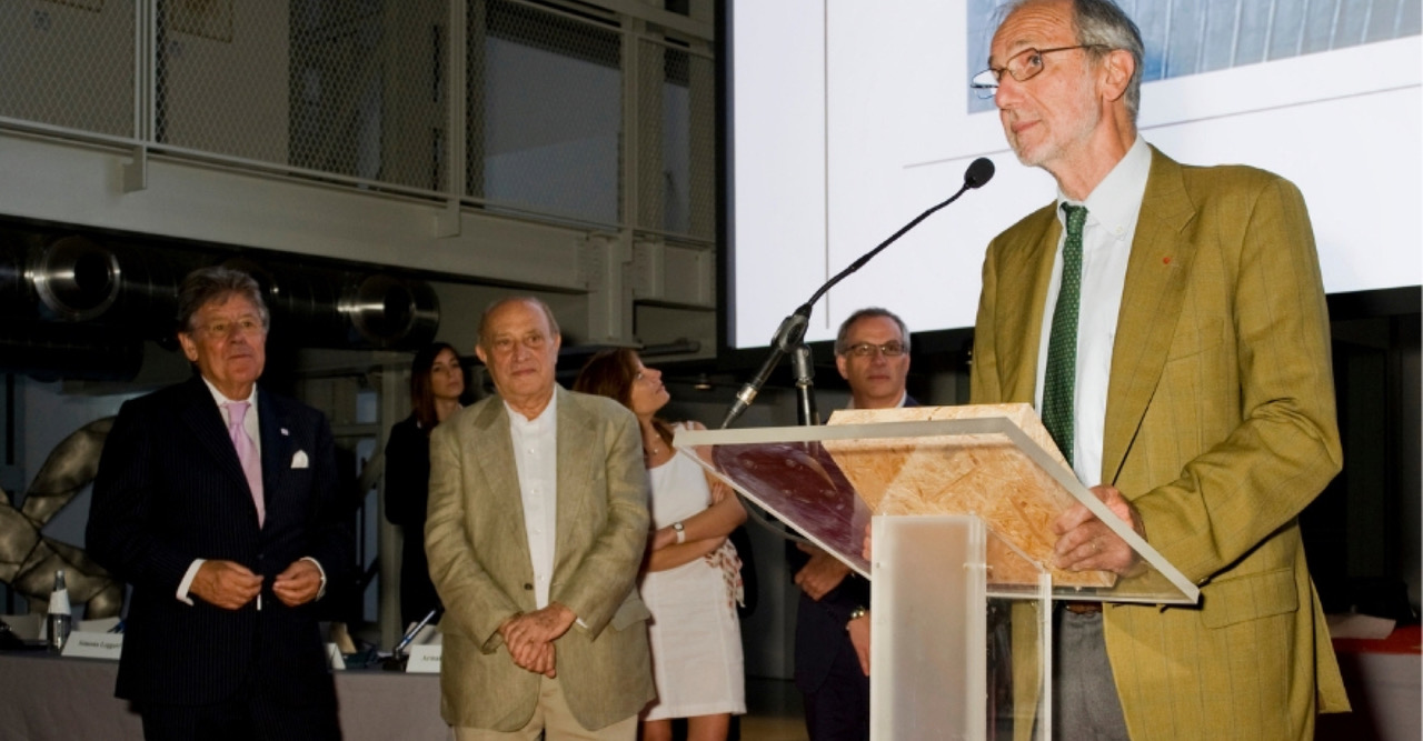 Premio alla carriera 2008-2009 | Renzo Piano